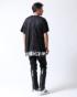 ブラック:183cm/65kg(XLサイズ着用)