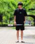 ブラック:180cm67kg(XXXLサイズ着用)