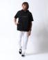 ブラック:178cm/70kg(XLサイズ着用)