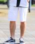 ホワイト:175cm/67kg(Mサイズ着用)