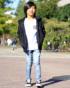 ブラック:120cm20kg(120cm着用)