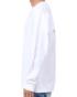ホワイト:180cm67kg(Lサイズ着用)