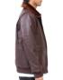 ブラウン:180cm67kg(Lサイズ着用)