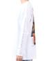 ホワイト:179cm60kg(Lサイズ着用)