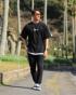 ブラック:178cm68kg (XLサイズ着用)