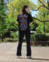 ブラック:160cm(Mサイズ着用)