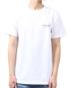 ホワイト:179cm60kg(XLサイズ着用)