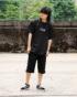 ブラック:179cm/60kg(XLサイズ着用)